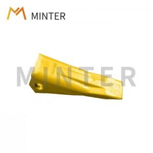 2019 High quality Fujian Bucket Tooth - Caterpillar Bulldozer D8 D8L D8N D8R D9 D9N D9R replacement ripper centerline intermediate R450 series ripper teeth 9W2452  – Minter Machinery