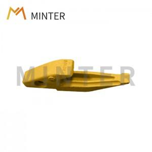 OEM/ODM China Turkey Bucket Teeth - Caterpillar style Weld-on bottom leg bottom strap adapters used for backhoe,loaders excavators J250 replacement bucket teeth 3G0169 15°angles downward – M...