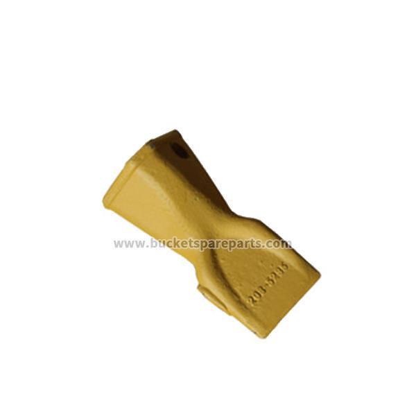 Backhoe rear bucket tips DRS230 series penetration tips 208-5235