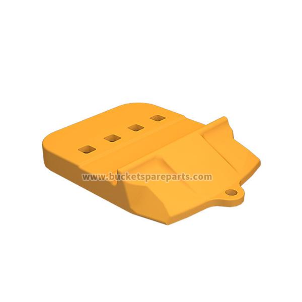 275-5460 Caterpillar style half-arrow bolt-on center segment used for Loaders 988F,988G,990,992D,992G