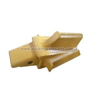 208-934-7180  Komatsu Style PC400 Series Horizonal pin weld-on corner bucket adapter Direct Replacement Parts