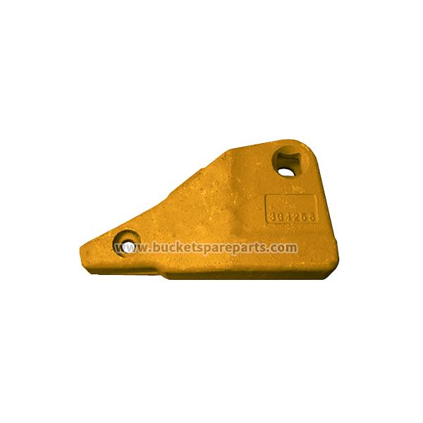 3G4258 / 3G4259 Caterpillar J250 series bolt-on corner bucket adapter side bucket holder direct replacement parts