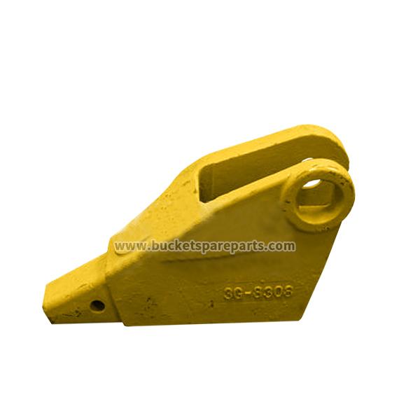 3G8308 / 3G8309 Caterpillar style J300 series bolt-on one-hole adapter corner bucket LH/RH adapter