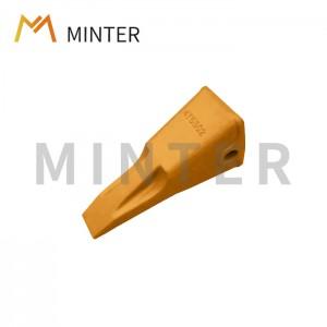 Factory supplied Quanzhou Bucket Teeth - Caterpillar dozer D9L D10 D11 replacement ripper teeth penetration intermediate non-centerline R550 series ripper teeth 4T5502 – Minter Machinery