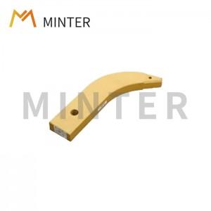 Factory Free sample Bolt-On Adapter Corner - Caterpillar 943 953 Loader Scrarifier Grader Shank Single Shank (SS) replacement Part no. 1U1257 Chinese Supplier – Minter Machinery