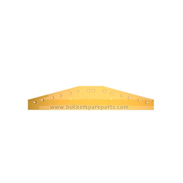 Spade Base Edge for wheel loader weld-on base edge