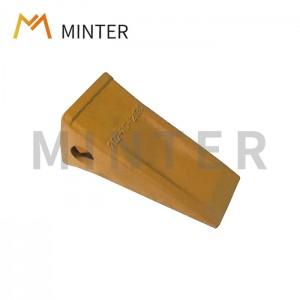 OEM/ODM China Turkey Bucket Teeth - Komatsu excavator PC120 loader WA250 WA300 WA320 replacement bucket standard teeth tip-long point 202-70-12130 – Minter Machinery