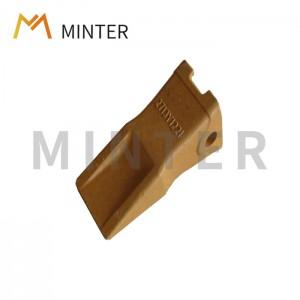 New Fashion Design for Piling Spare Parts - Doosan Solar Series Daewoo excavator DH series DH130 DH140 DH150 Doosan excavator Solar140 S140 replacement parts bucket standard teeth 2713-1221 or 271...